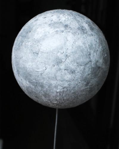 月球儀(月模型)5cm