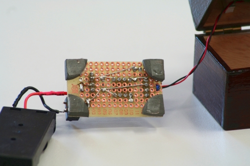 電子オルゴール 回路